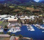 Marina du Yacht Club de Tahiti (Arue – Tahiti)